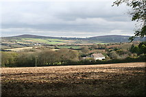 SW5530 : Field at Higher Downs by Rod Allday
