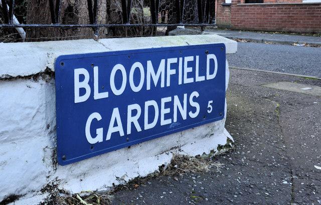 Bloomfield Gardens, Belfast (2)