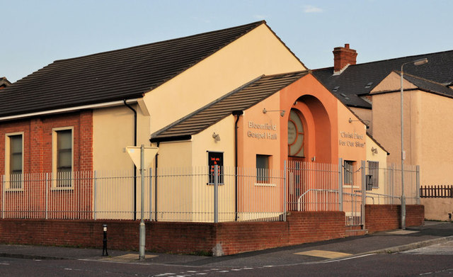 Bloomfield gospel hall, Belfast