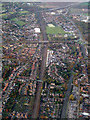 TL2325 : Stevenage from the air by Thomas Nugent