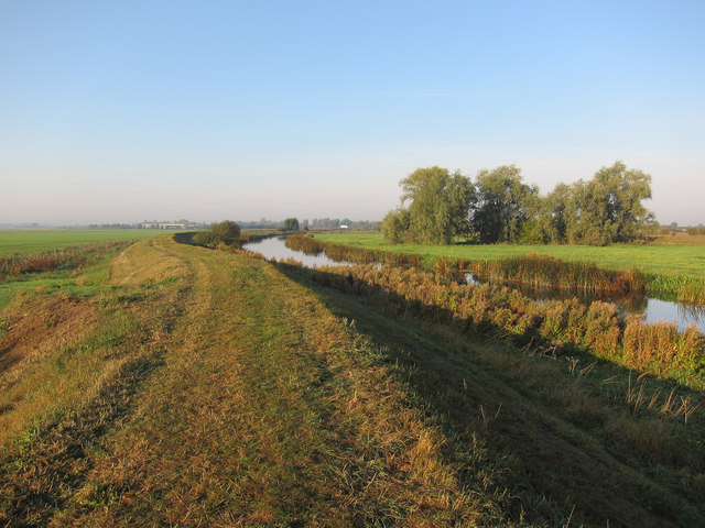 River Great Ouse bank