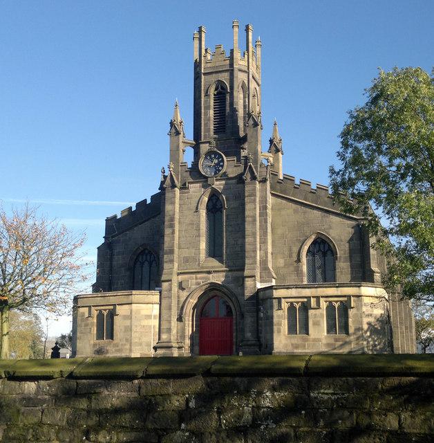 Parish Church of St James, Oldham