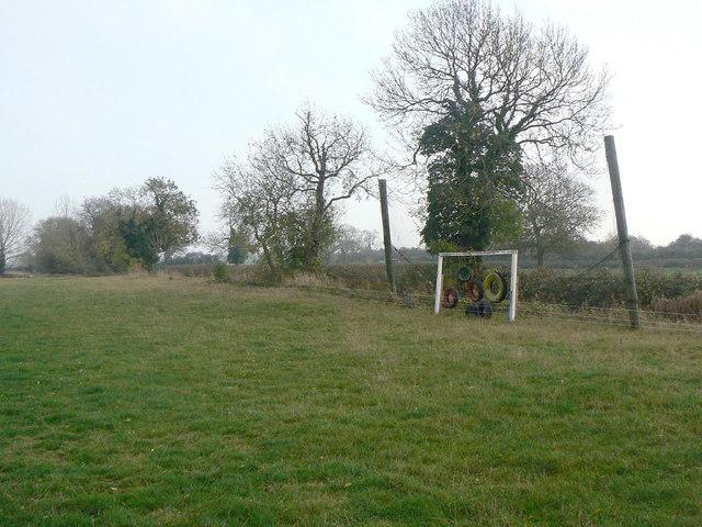 Target goalposts