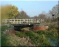 SK7029 : Swing bridge 31 near Hickling by Alan Murray-Rust