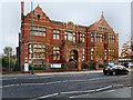 SJ9594 : Hyde Library by David Dixon