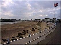 SY6879 : Weymouth Beach by John H Darch