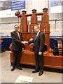 SP4975 : Alstom, Rugby - Engineering Heritage Award by Chris Allen