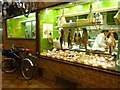 SP5106 : Butcher's shop, Covered Market by Fly