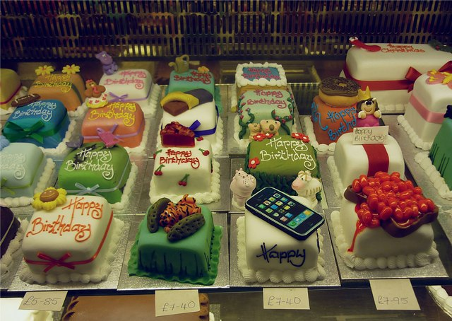 Cakes In The Covered Market 169 Fly Cc By Sa 2 0 Geograph
