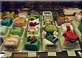 SP5106 : Cakes in the Covered Market by Fly