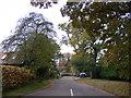 TM1974 : Church Road, Denham by Adrian Cable