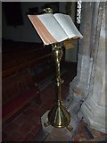 TQ4210 : St Thomas a Becket, Cliffe: lectern by Basher Eyre