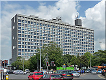 TA0828 : Royal Infirmary, Anlaby Road, Hull by Stephen Richards