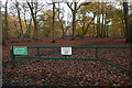 SU9485 : Western entrance to Burnham Beeches by Graham Horn