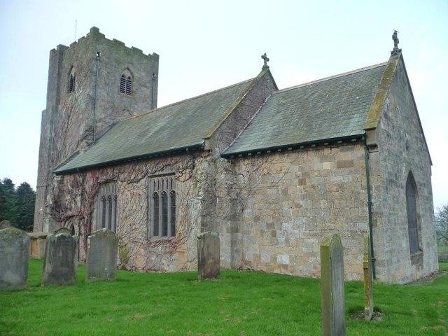 St John the Evangelist, Folkton