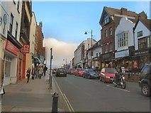 TQ1649 : Dorking High Street by Paul Gillett