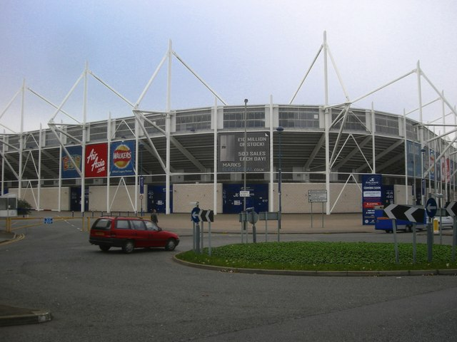 Leicester-The King Power Stadium