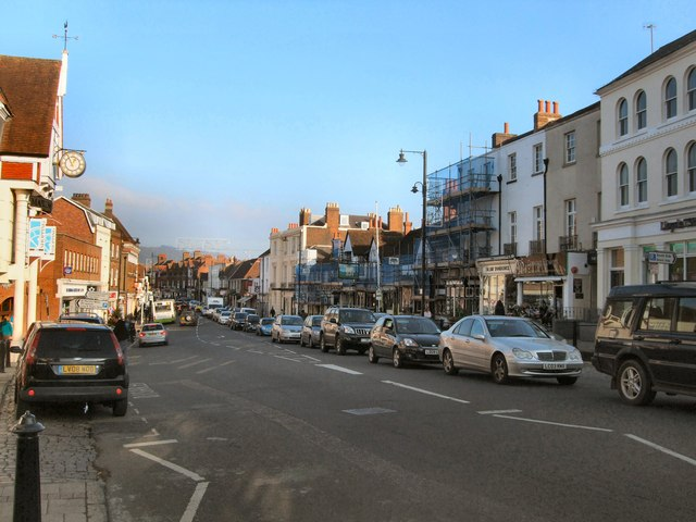 Dorking High Street