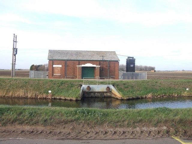 Underwoods Farm Pump