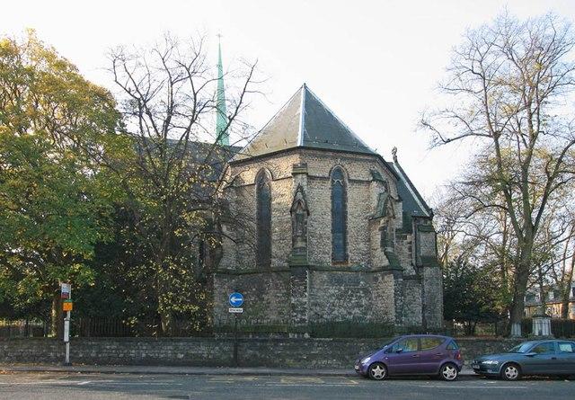 St John of Jerusalem, Lauriston Road, South Hackney