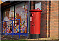 J3368 : Pillar box, Belfast by Albert Bridge