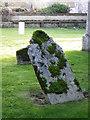 SU1339 : Gravestone, St Michael's Churchyard by Maigheach-gheal