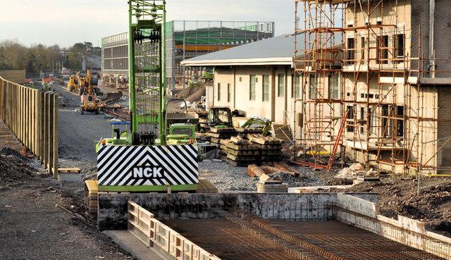 New train maintenance depot, Belfast (16)