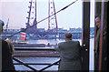 NZ5021 : Middlesbrough Transporter Bridge (1957) by Geoff Royle