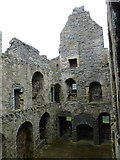 HU4039 : Scalloway: castle interior by Chris Downer