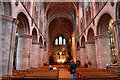 SO5139 : Interior, Hereford Cathedral by Julian P Guffogg