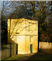 NT2270 : Redhall Doocot by Anne Burgess