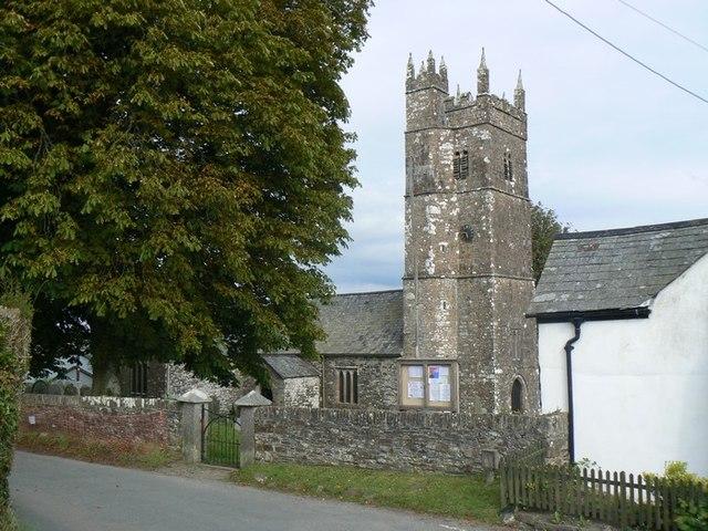 Ashwater Church