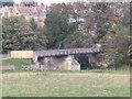NZ1616 : Closure of Barforth Bailey Bridge by pablo haworth