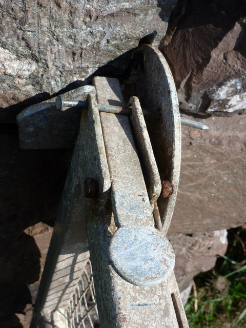 Ollaberry: a good use for an old bent nail
