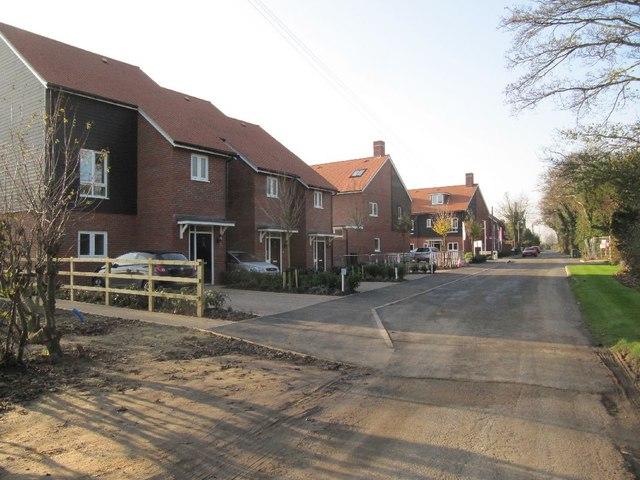 Housing on Ferry Lane