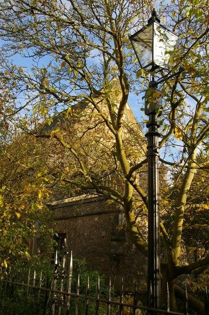 Little St Mary's church
