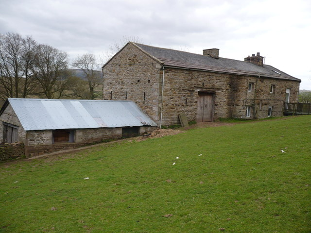 Wilkinstile Farmhouse and Outbuilding