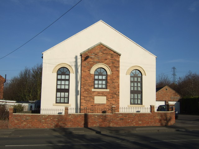 Converted chapel, Haswell Plough