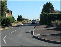 ST8080 : 2011 : B4039 Burton Road, Acton Turville by Maurice Pullin