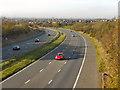 SJ9695 : M67 Motorway From Hyde by David Dixon