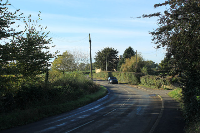 2011 : Station Road, between Acton Turville and Badminton