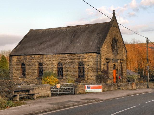 Chisworth Methodist Church