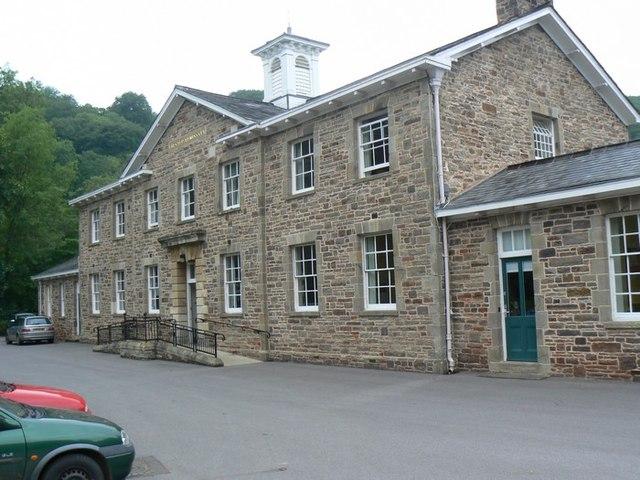 Exmoor House