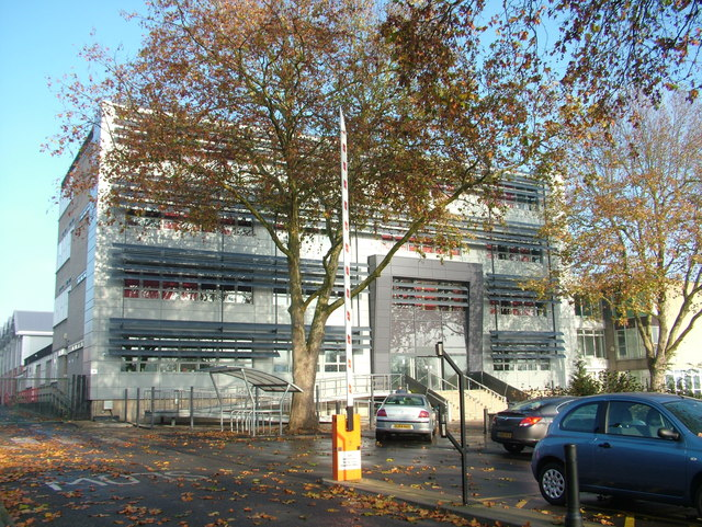 New facade on West Suffolk College