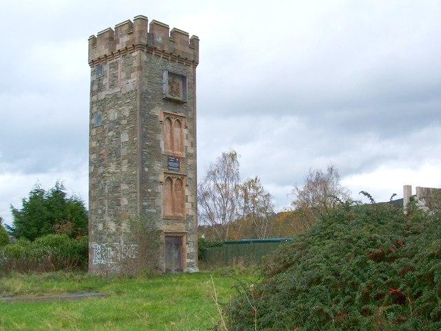 Ardencaple Tower