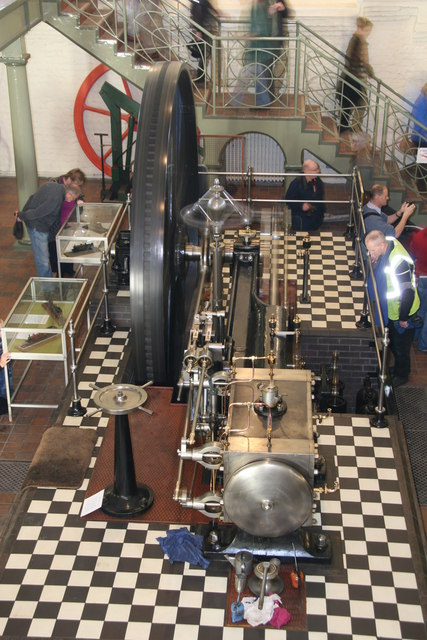 The Engineerium - French engine