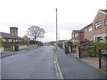 SE1527 : Elizabeth Avenue - looking towards Rawson Street by Betty Longbottom