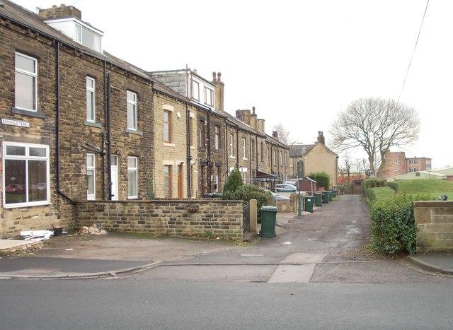 Ashfield Terrace - Wilson Road