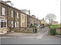SE1527 : Ashfield Terrace - Wilson Road by Betty Longbottom