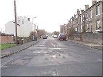 SE1527 : Mayfield View - looking towards Balme Lane by Betty Longbottom
